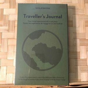 Moleskin Traveller's Journal